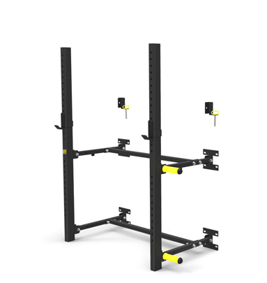 Again Faster Wall Mounted Squat Rack