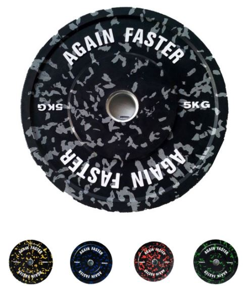 The New Again Faster Crumb V2 Bumper Plates