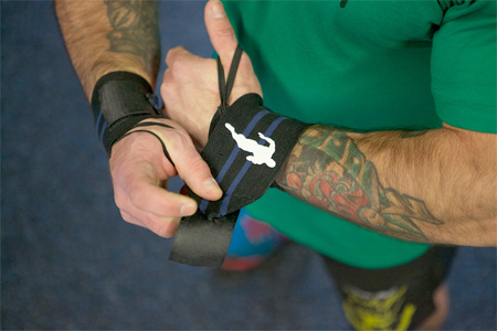 Wrist Wraps for CrossFit Training