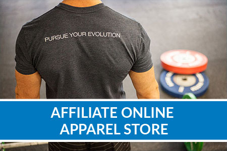 Affiliate Online Apparel Store - Again Faster