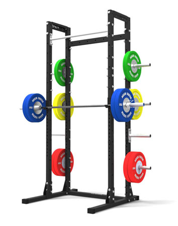 Squat Stand 3.0 Half Rack Conversion Kit with Barbells