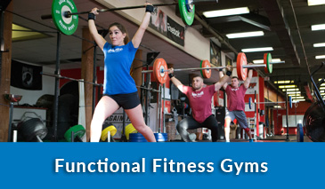Crossfit Gym Equipment / Functional Fitness Gyms