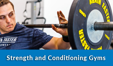 Strength and Conditioning Gyms