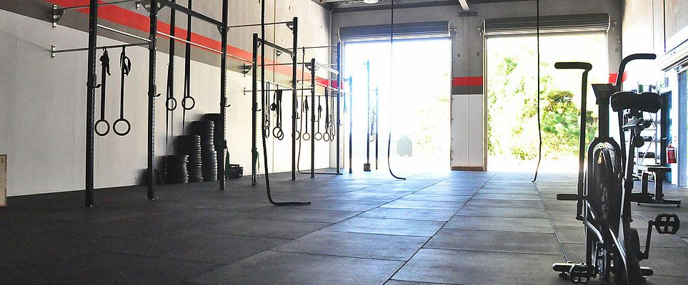 CrossFit Hammer and Tong