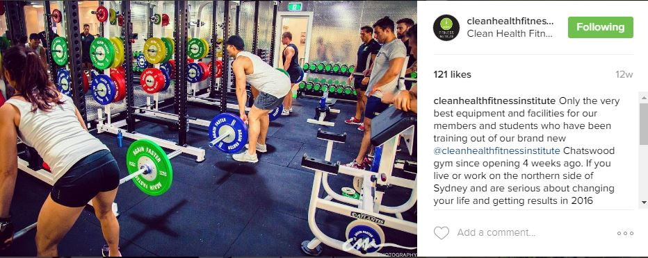 Clean Health Sydney Strength and Condtioning is Best
