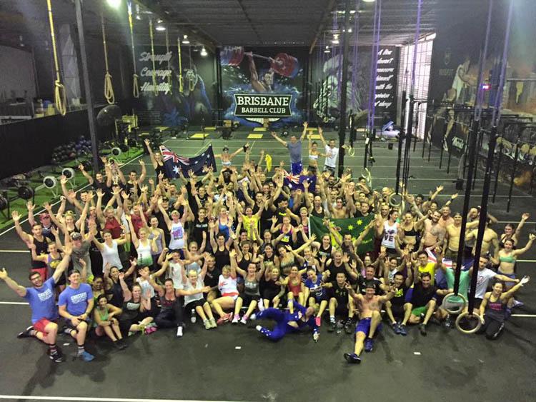 Gym fitouts again faster australia
