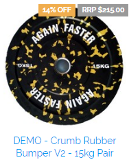 ON SALE - CRUMB V2 15KG