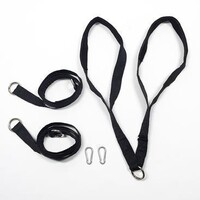 Universal Sled Harness (2 x Carabiners)