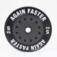 Elite Competition Bumper Plates 5 KG (Pair)