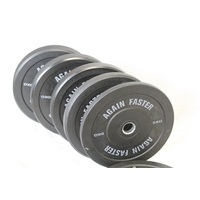 Virgin Rubber Bumper Plates