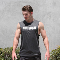 Muscle Tee - StrongAF