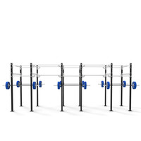 24' Free Standing Competition 3x3 Rig
