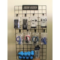 Merchandising Rack - Wall Mount (Empty)