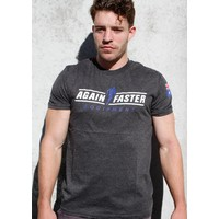 T-shirt - Australia Running Man (Men's) - Charcoal