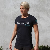 T-Shirt - Kara Webb - Fear is a Liar (Women's)