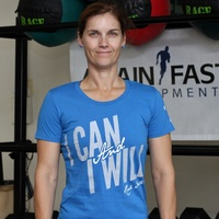 T-Shirt - Rob Forte - I Can and I Will (Women's)
