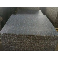 15mm Commercial Grade Rubber Flooring (Blue Flecks)