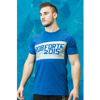 T-Shirt - Rob Forte 2015  Royal Blue