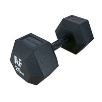 Again Faster Hexhead Dumbbells