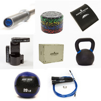 Home Gym Package: Fitness (Mens)