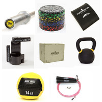 Home Gym Package: Fitness (Womens)