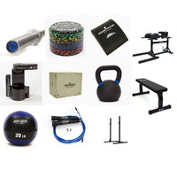 Home Gym Package: Intensity (Mens)