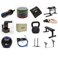 Home Gym Package: Competitor (Mens)