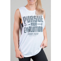 T-Shirt - PYE Muscle Tee White