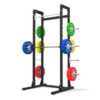 DEMO - Squat Stand 3.0 Half Rack