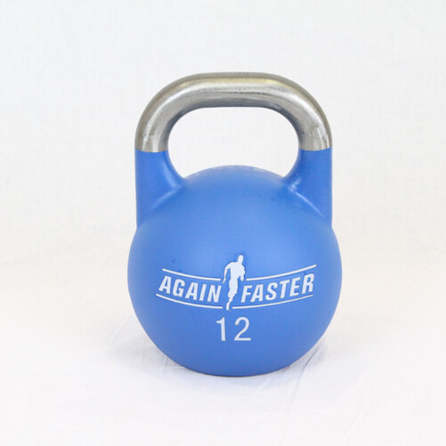 Competition Pro-Grade Kettlebells [Weight: 12kg]