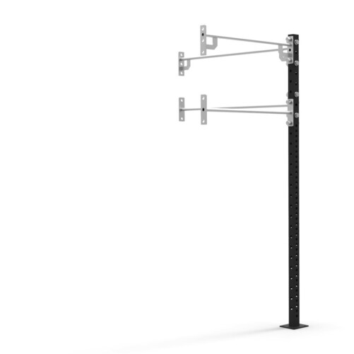4' Add-On Wall Mount Competition 3x3 Rig