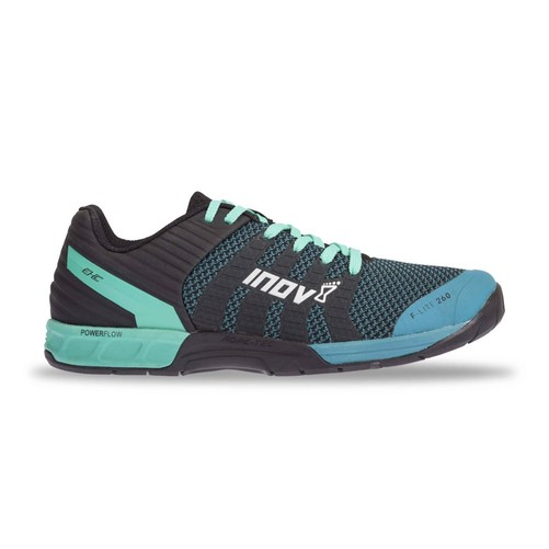 F-Lite 260 KNIT Womens Teal [Shoe Size: W 6.5 US]