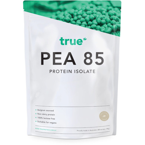 PEA85 Protein Isolate - French Vanilla