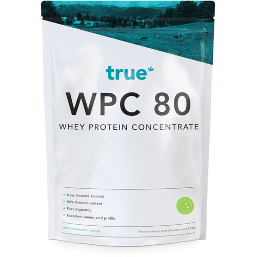 WHEY PROTEIN CONCENTRATE (NZ) 1kg Apple & Cinnamon
