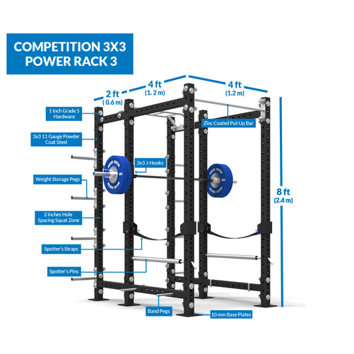 Competition 80x80 Power Rack 3