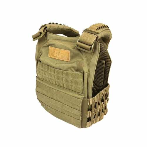 Tactical Weight Vest - 14 Pound