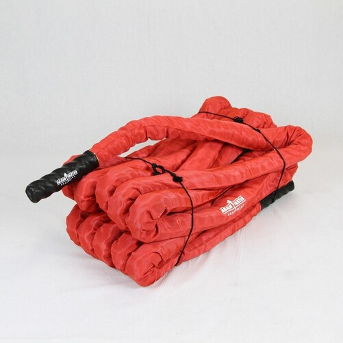 Battle Rope 15M Red 50mm