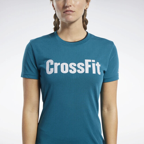 RC CrossFit Read Tea - TURQUOISE
