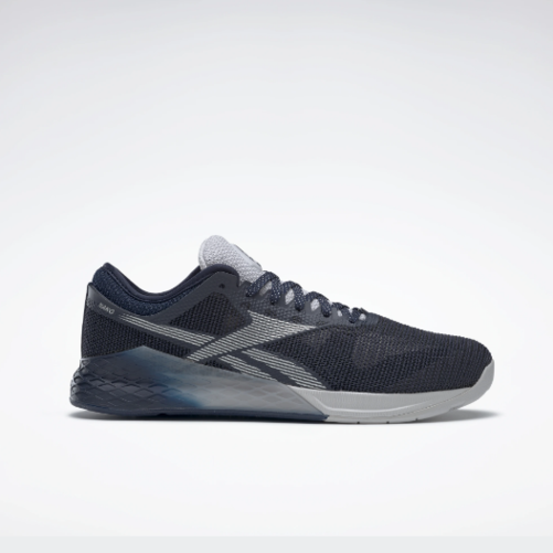 REEBOK MEN'S NANO 9 NAVY/GREY/SILVER
