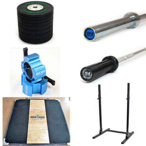Australian Weightlifting Federation Starter Package