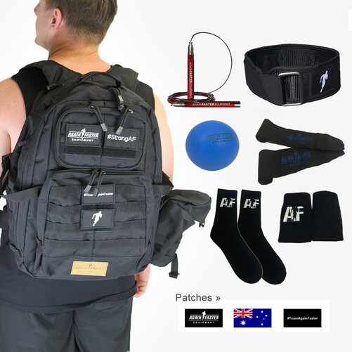 Evolution Tactical Gear Bag - Bag & Swag Pack