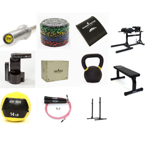 Home Gym Package: Intensity (Womens)