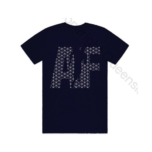 T-shirt AF Pattern Navy (Men)